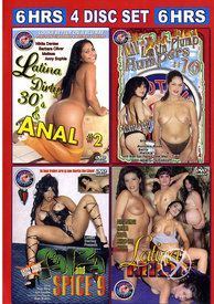 Hot Latinas 01 {4 Disc Set} (disc)